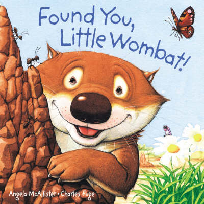 Found You Little Wombat (Paperback)