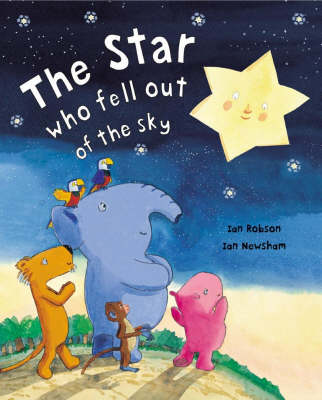 The Star Who Fell Out of the Sky (Paperback)
