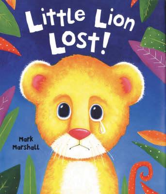 Little Lion Lost (Paperback)