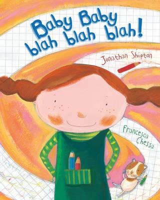 Baby Baby: Blah Blah Blah! (Paperback)