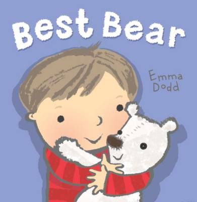 Best Bear (Board book)