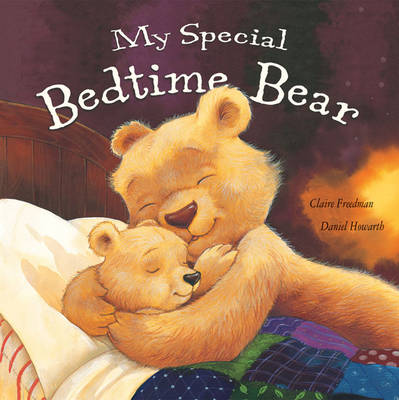 My Special Bedtime Bear (Board book)
