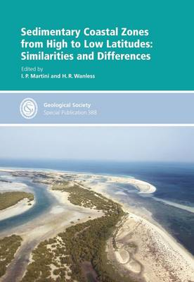 Sedimentary Coastal Zones from High to Low Latitudes: Similarities and Differences - Geological Society of London Special Publications 388 (Hardback)