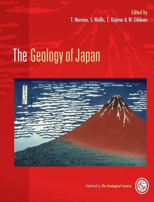 Geology of Japan - Geological Society of London (Paperback)