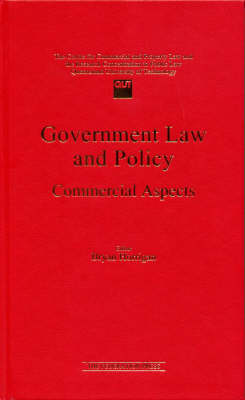 Government Law and Policy (Hardback)