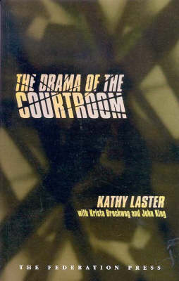 The Drama of the Courtroom (Paperback)