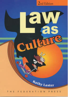 Law as Culture (Paperback)
