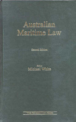 Australian Maritime Law (Hardback)