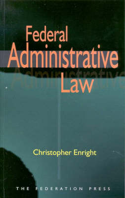 Federal Administrative Law (Paperback)