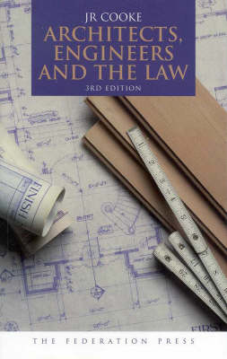 Architects, Engineers and the Law (Paperback)