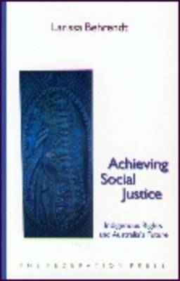 Achieving Social Justice (Paperback)