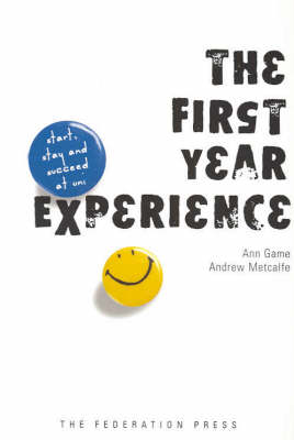 The First Year Experience (Paperback)