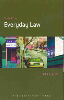 Everyday Law (Paperback)