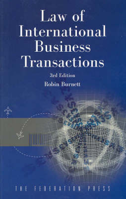 Law of International Business Transactions (Paperback)