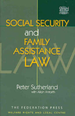 Social Security and Family Assistance Law (Paperback)