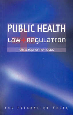 Public and Environmental Health Law (Paperback)