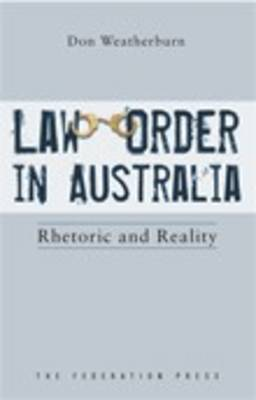 Law and Order in Australia (Paperback)