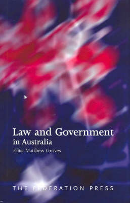 Law and Government in Australia (Hardback)