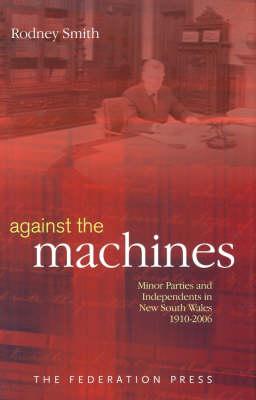 Against the Machines (Hardback)