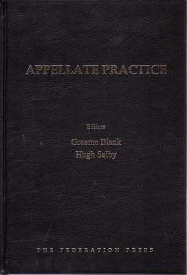 Appellate Practice (Hardback)