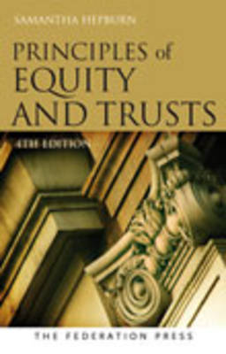 Principles of Equity and Trusts (Paperback)