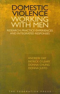 Domestic Violence - Working With Men (Paperback)