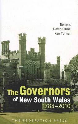 The Governors of New South Wales (Hardback)