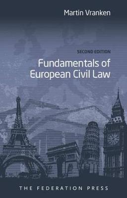 Fundamentals of European Civil Law (Paperback)