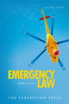 Emergency Law (Paperback)