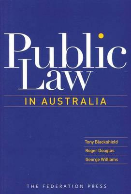 Public Law in Australia (Paperback)