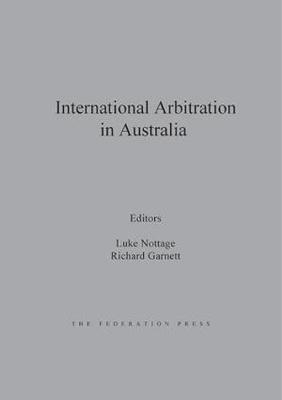 International Arbitration in Australia (Hardback)