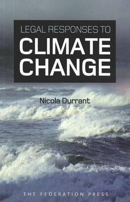 Legal Responses to Climate Change (Paperback)
