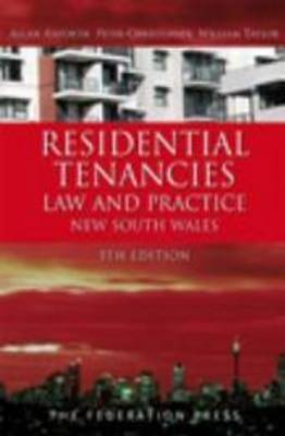 Residential Tenancies Law and Practice (Paperback)