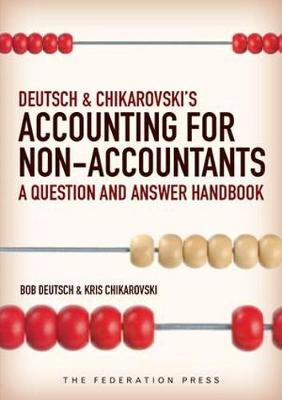 Accounting For Non Accountants: A Question and Answer Handbook (Paperback)