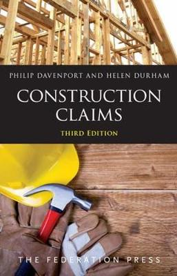 Construction Claims (Paperback)