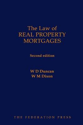 The Law of Real Property Mortgages (Hardback)