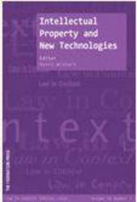 Intellectual Property and New Technologies (Paperback)