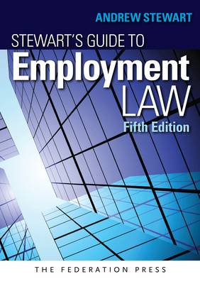 Stewart's Guide To Employment Law (Paperback)