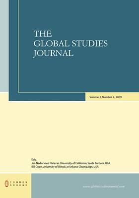 The Global Studies Journal: Volume 2, Number 2 (Hardback)