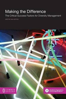 Making the Difference: The Critical Success Factors for Diversity Management - On Diversity (Paperback)