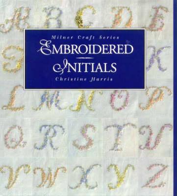 Embroidered Initials (Hardback)