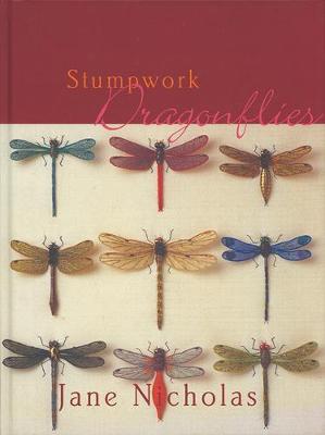 Stumpwork Dragonflies (Hardback)