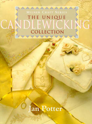 Unique Candlewicking Collection (Paperback)