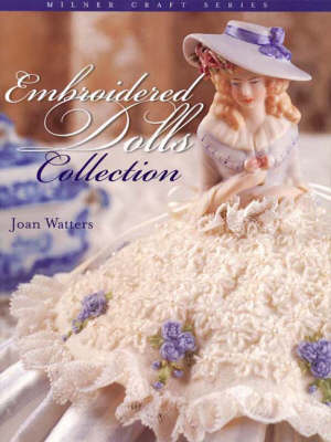 Embroidered Dolls Collection (Paperback)