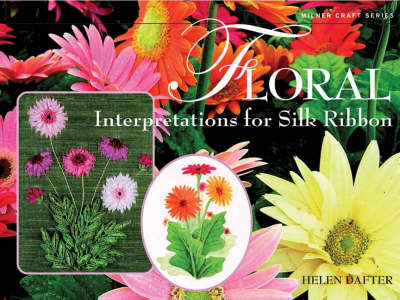 Floral Interpretations for Silk Ribbon (Paperback)