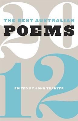 The Best Australian Poems 2012 (Paperback)