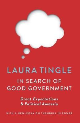 In Search of Good Government: Great Expectations & PoliticalAmnesia (Paperback)