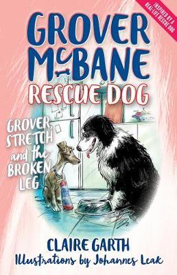 Grover McBane Rescue Dog: Grover, Stretch and the Broken Leg (Paperback)