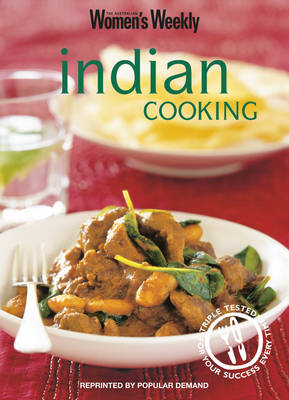 "Indian Cooking: Indian - ""Australian Women's Weekly"" Home Library (Paperback)"