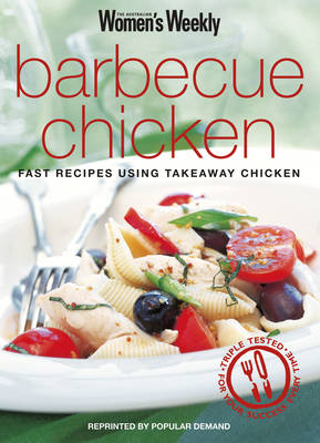 Barbecued Chicken Cookbook - The Australian Women's Weekly (Paperback)